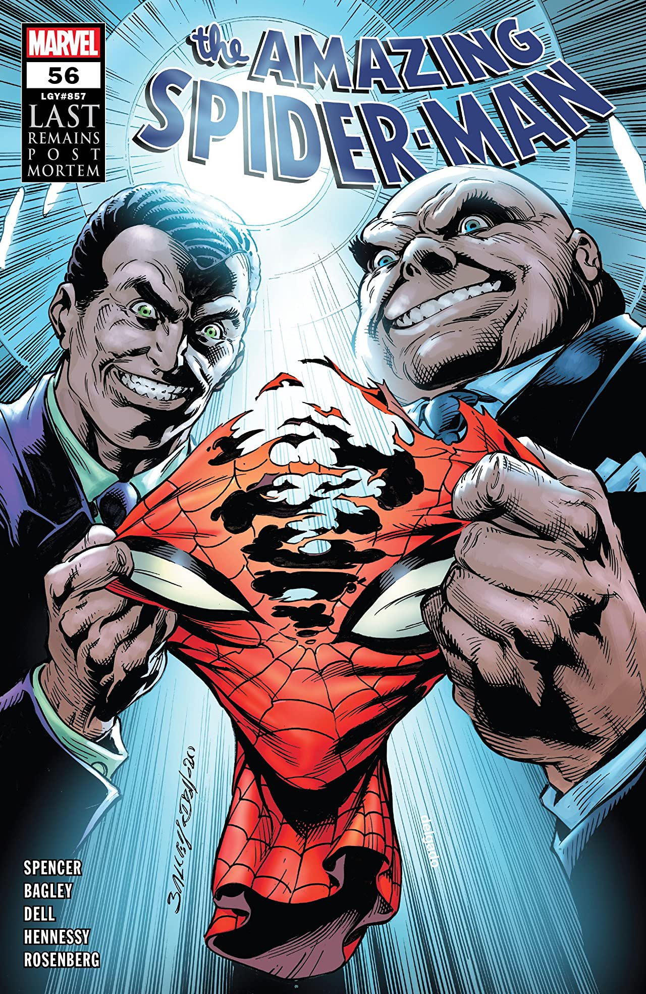 Amazing Spider-Man (2018-) No.56