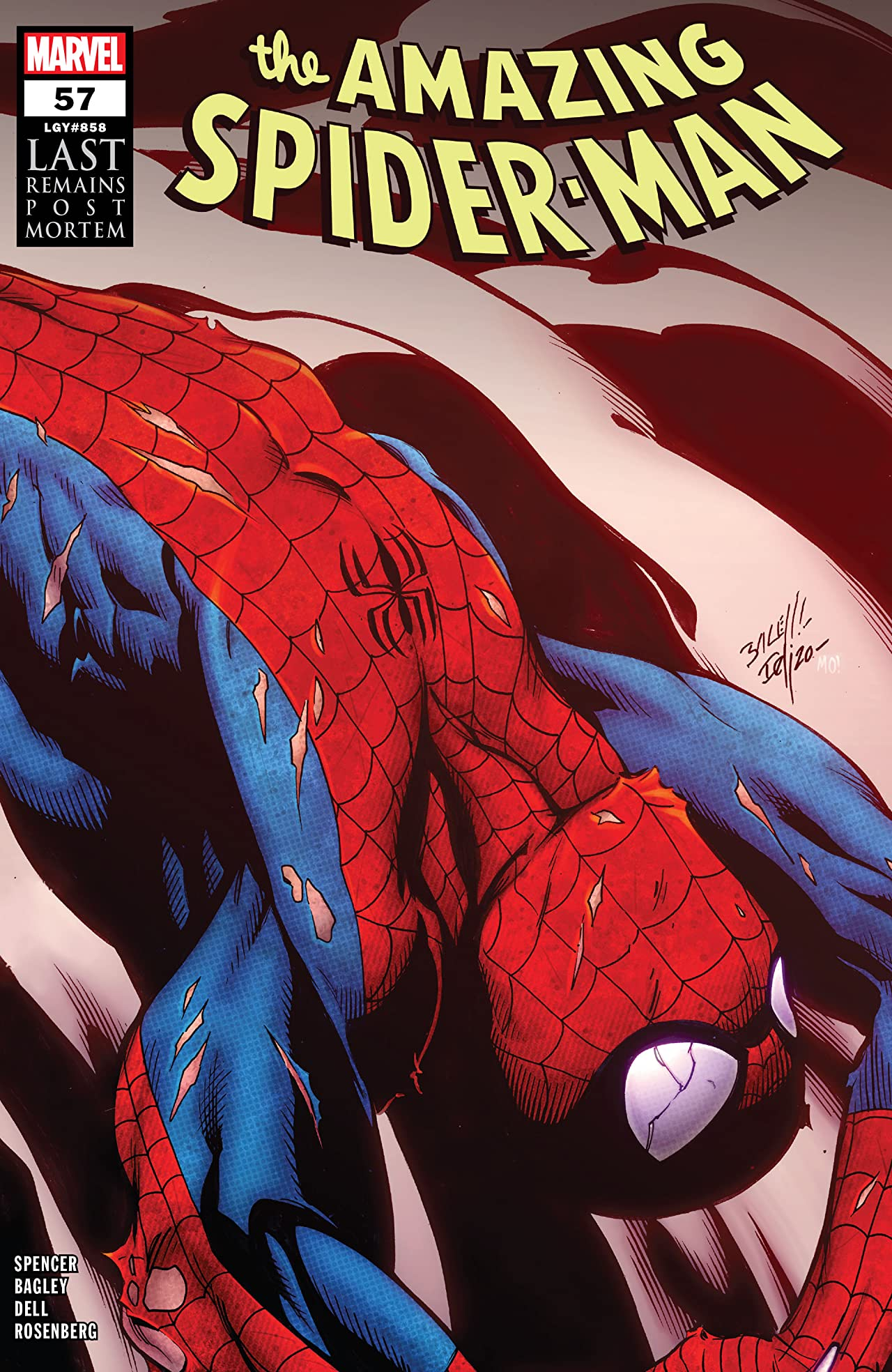 Amazing Spider-Man (2018-) #57