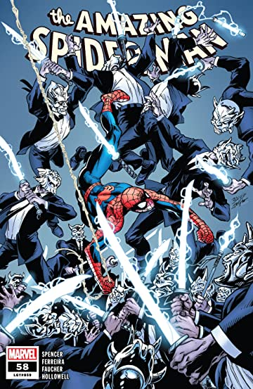 Amazing Spider-Man (2018-) #58