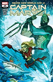 Captain Marvel (2019-) #25
