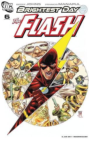 The Flash (2010-2011) No.6
