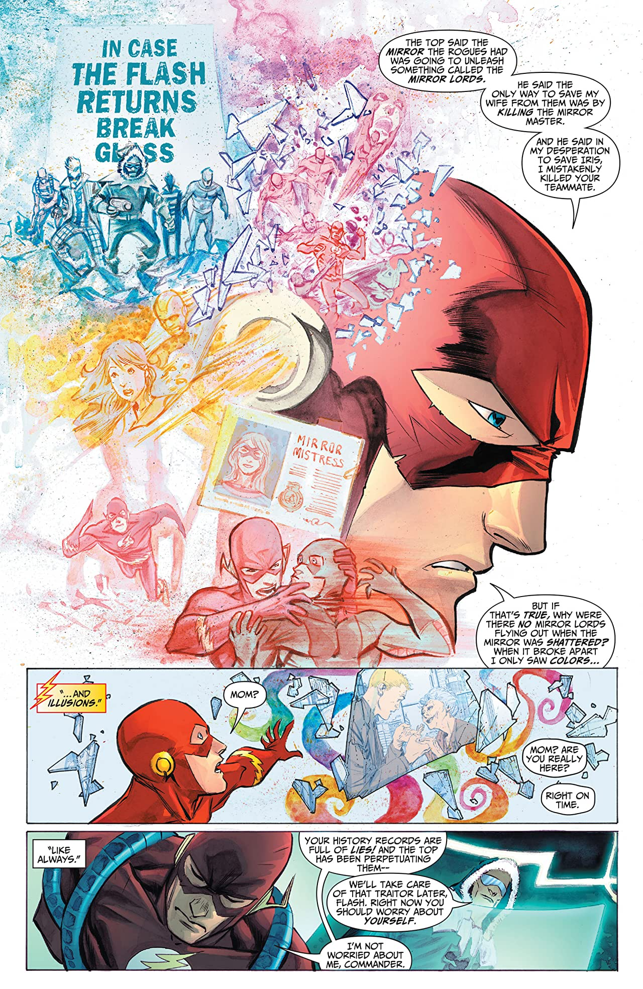 The Flash (2010-2011) #6