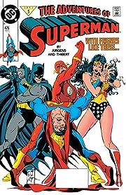 Adventures of Superman (1986-2006) #475