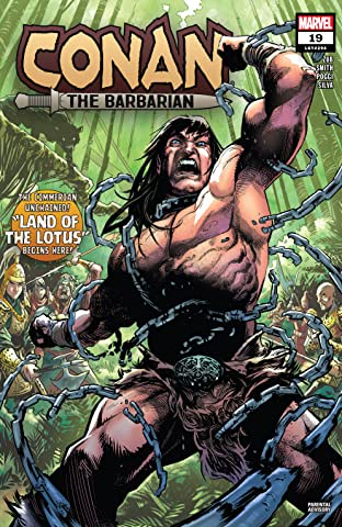 Conan The Barbarian (2019-) #19