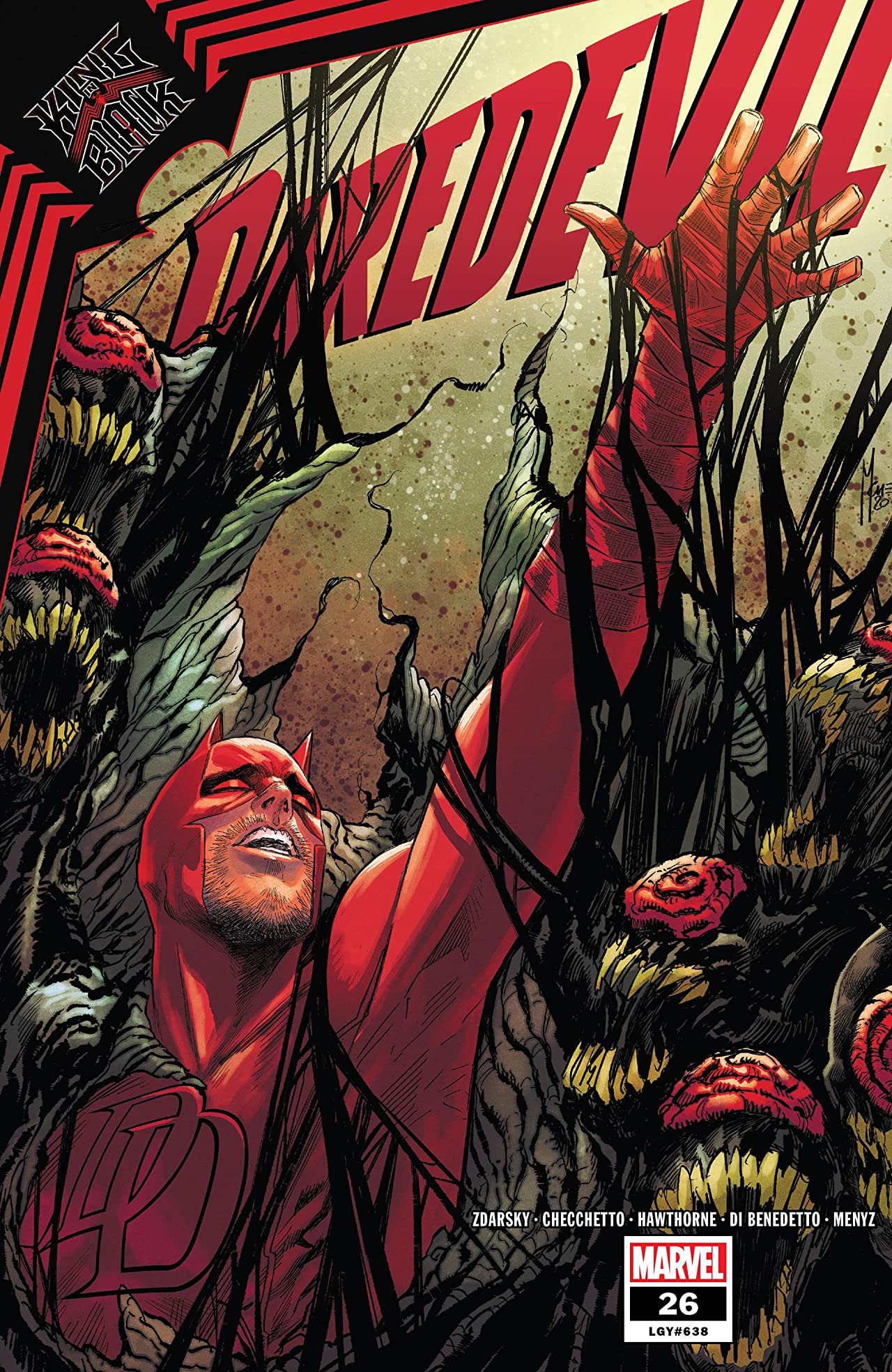 Daredevil (2019-) No.26
