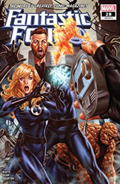 Fantastic Four (2018-) No.28