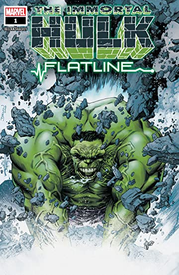 Immortal Hulk: Flatline (2021) #1