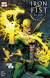 Iron Fist: Heart Of The Dragon (2021-) #1 (of 6)