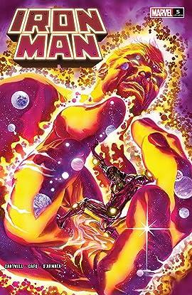 Iron Man (2020-) #5