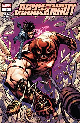 Juggernaut (2020-) #5 (of 5)