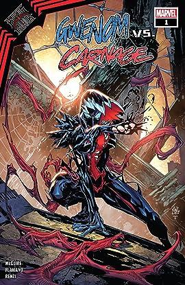 King In Black: Gwenom vs. Carnage (2021-) #1 (of 3)