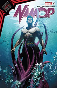 King In Black: Namor (2020-) #3 (of 5)
