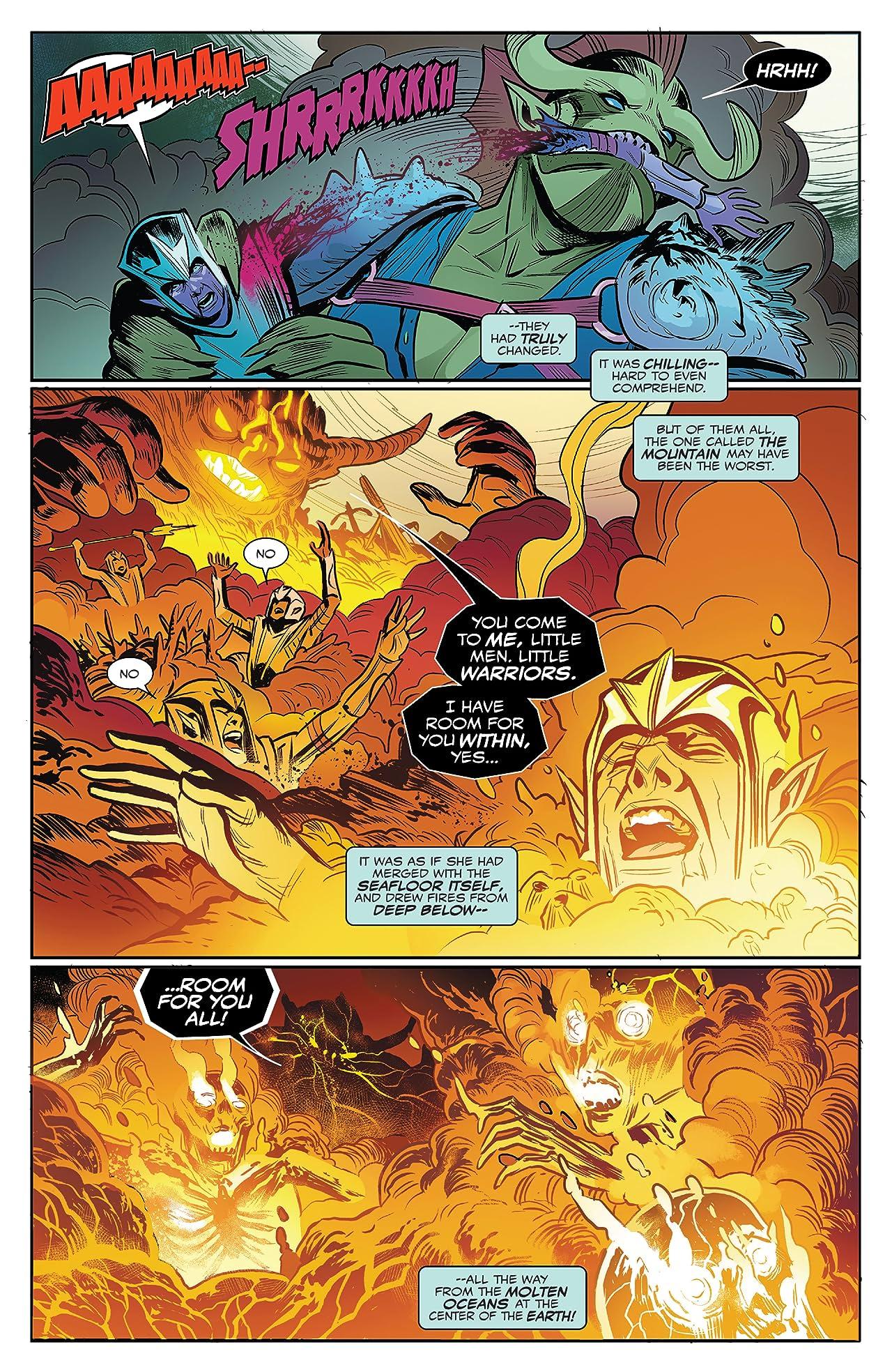 King In Black: Namor (2020-) #3 (of 5)