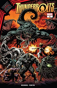 King In Black: Thunderbolts (2021-) #1 (of 3)
