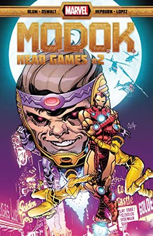 M.O.D.O.K.: Head Games (2020-) #2 (of 4)