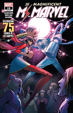 Magnificent Ms. Marvel (2019-) No.18