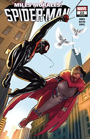 Miles Morales: Spider-Man (2018-) No.22