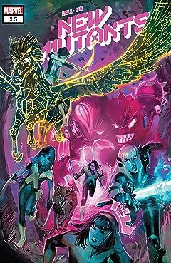 New Mutants (2019-) No.15
