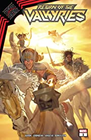 King In Black: Return Of The Valkyries (2021-) #1 (of 5)