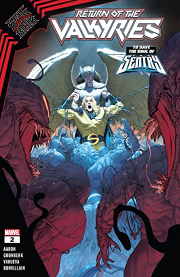 King In Black: Return Of The Valkyries (2021-) #2 (of 5)