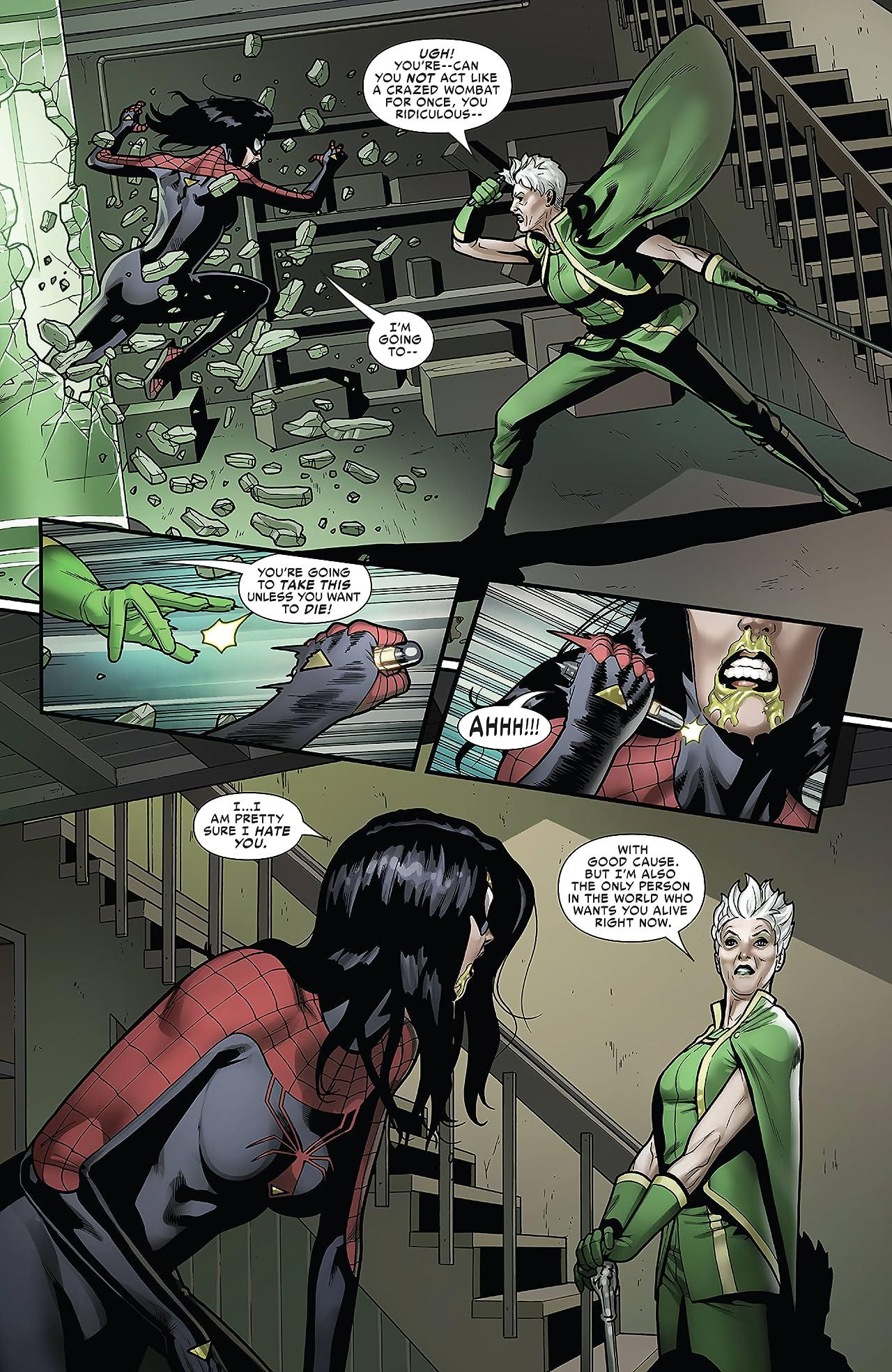 Spider-Woman (2020-) #8