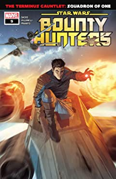 Star Wars: Bounty Hunters (2020-) No.9