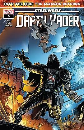Star Wars: Darth Vader (2020-) #9