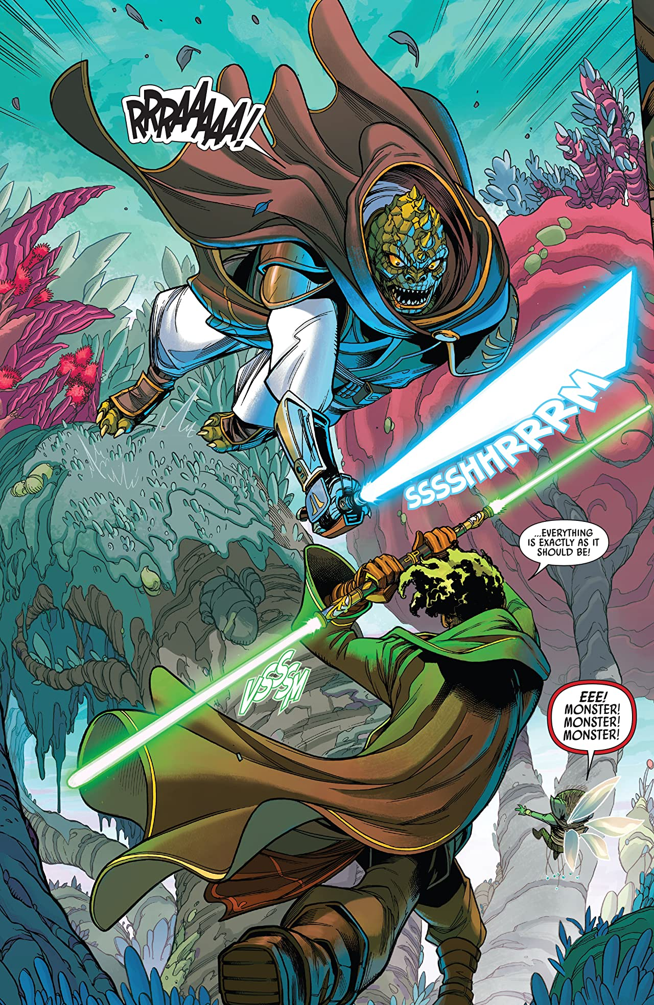 Star Wars: The High Republic (2021-) #1 (of 6)