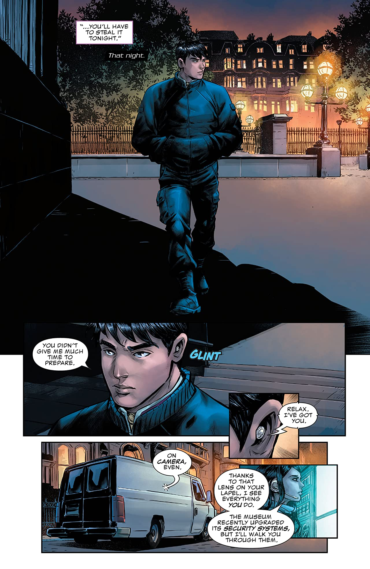The Legend Of Shang-Chi (2021) #1