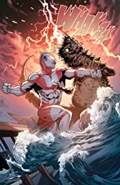 The Rise Of Ultraman (2020-2021) #5 (of 5)