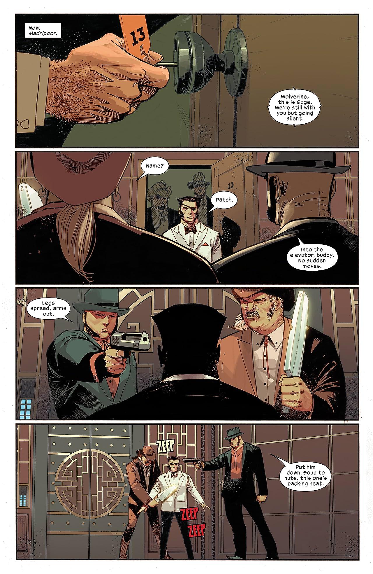 Wolverine (2020-) #9