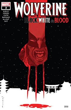 Wolverine: Black, White & Blood (2020-) #3 (of 4)