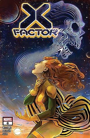 X-Factor (2020-) No.6