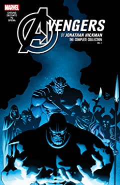 Avengers by Jonathan Hickman: The Complete Collection Tome 3