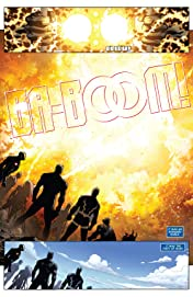 Avengers by Jonathan Hickman: The Complete Collection Vol. 3