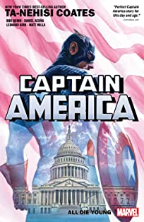 Captain America by Ta-Nehisi Coates Vol. 4: All Die Young