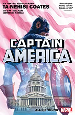 Captain America by Ta-Nehisi Coates Tome 4: All Die Young