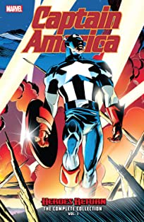 Captain America: Heroes Return - The Complete Collection Vol. 1