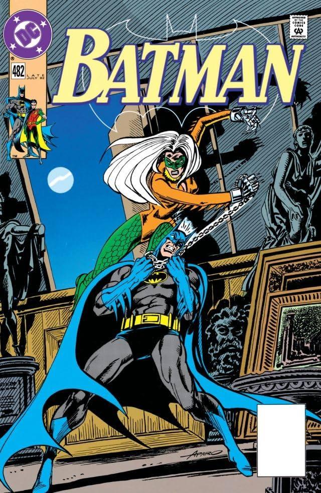 Batman (1940-2011) #482