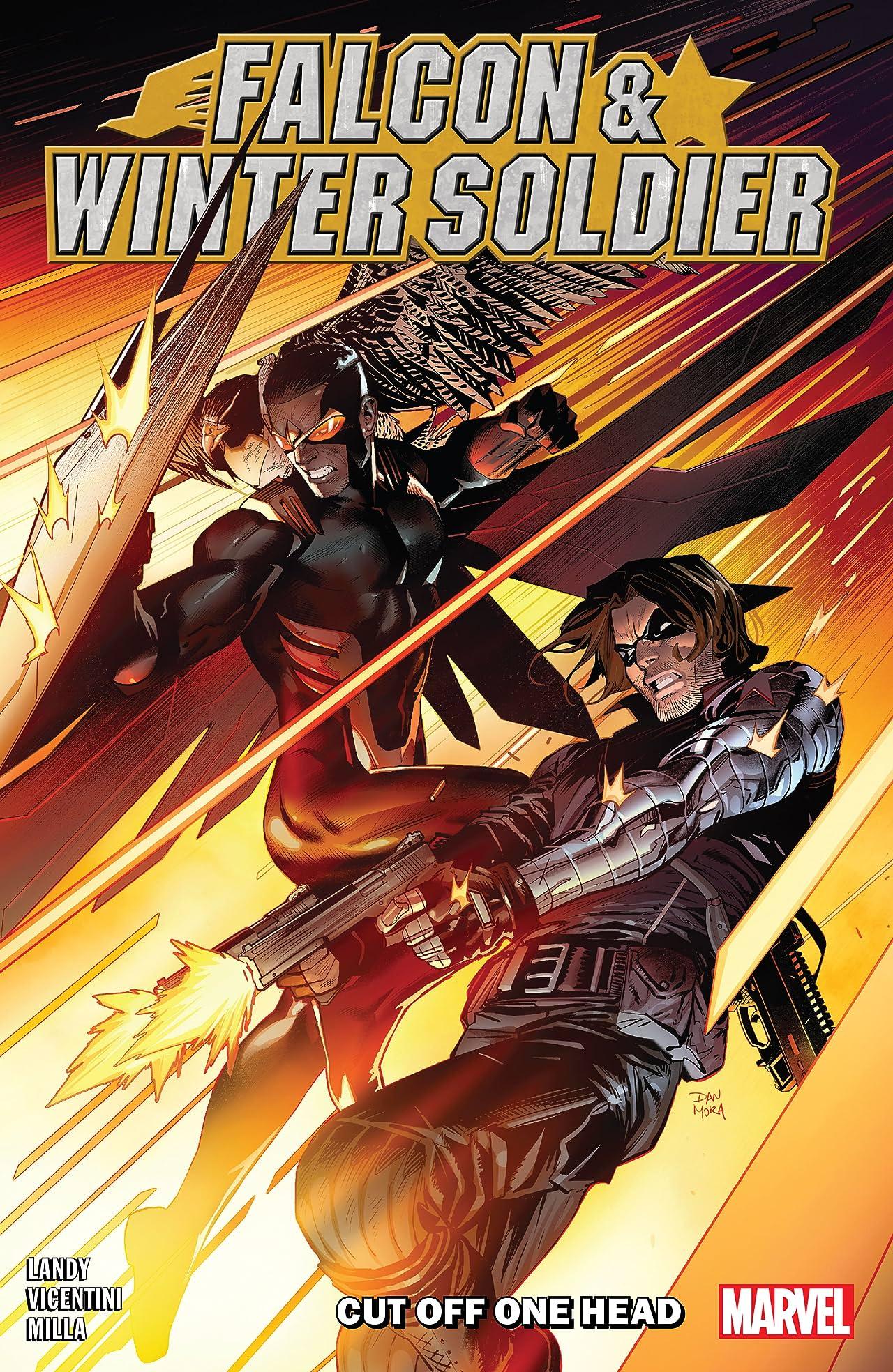 Falcon & Winter Soldier: Cut Off One Head