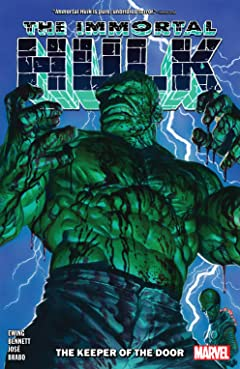 Immortal Hulk Tome 8: The Keeper Of The Door