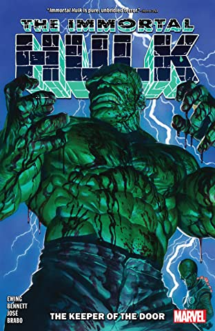 Immortal Hulk Vol. 8: The Keeper Of The Door