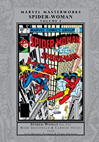 Spider-Woman Masterworks Vol. 2