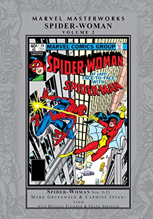 Spider-Woman Masterworks Vol. 2