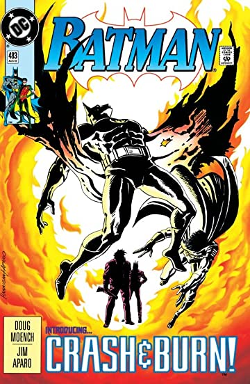 Batman (1940-2011) #483