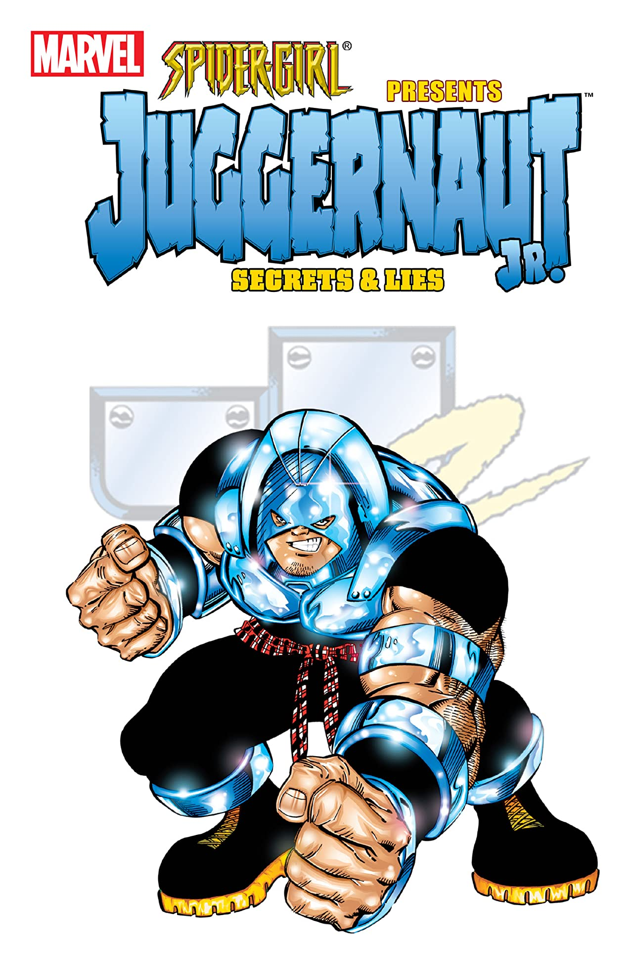 Spider-Girl Presents Juggernaut Jr.: Secrets And Lies
