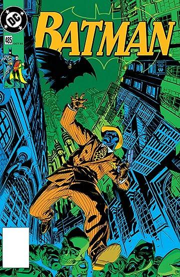 Batman (1940-2011) #485