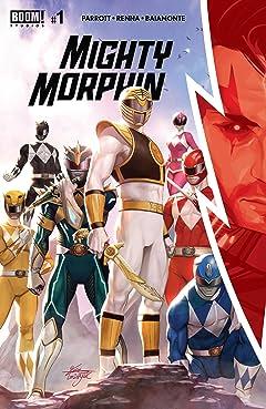 Mighty Morphin #1
