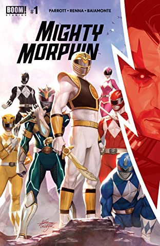 Mighty Morphin No.1