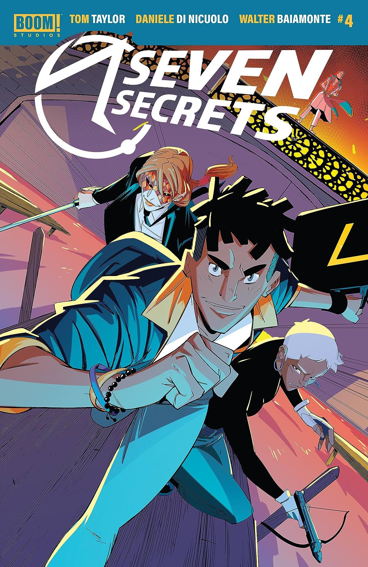 Seven Secrets No.4